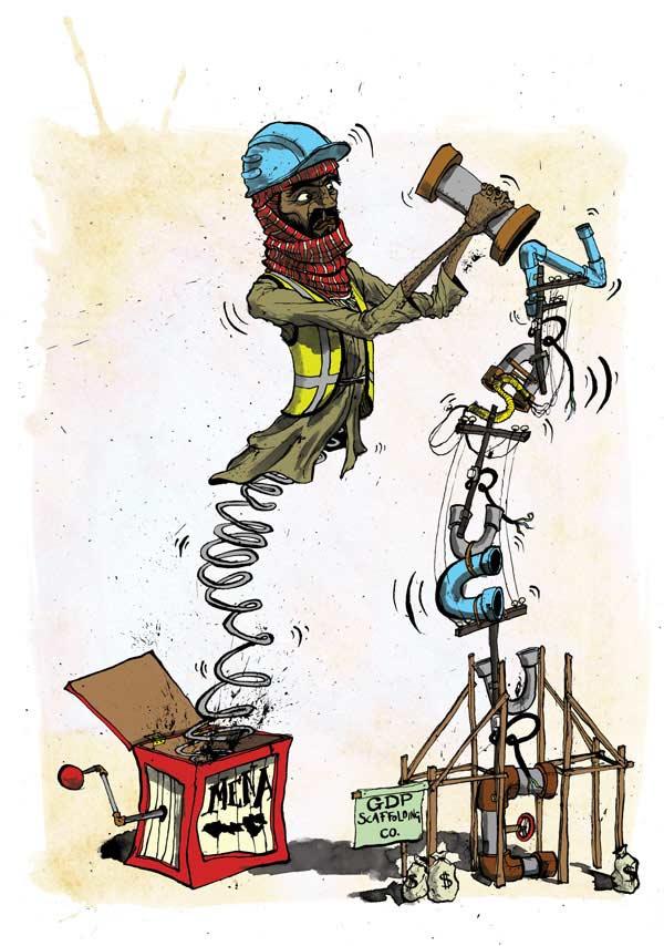 diplomat-mena-arab-spring-building-builder-infrastructure-jack-in-a-box-illustration-david-procter