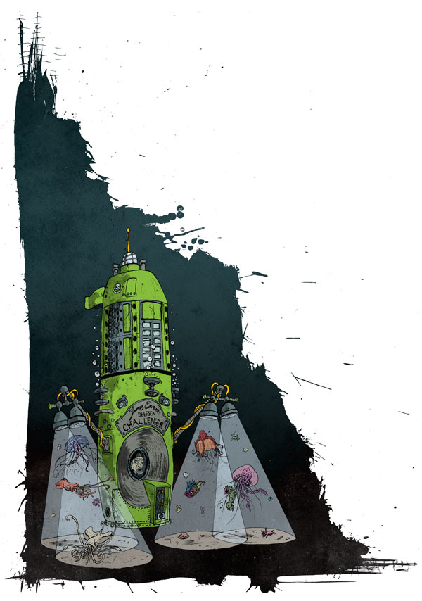 Boston-Globe-James-Cameron-Deepsea-Challenger-DCV1-Submarine-abyss