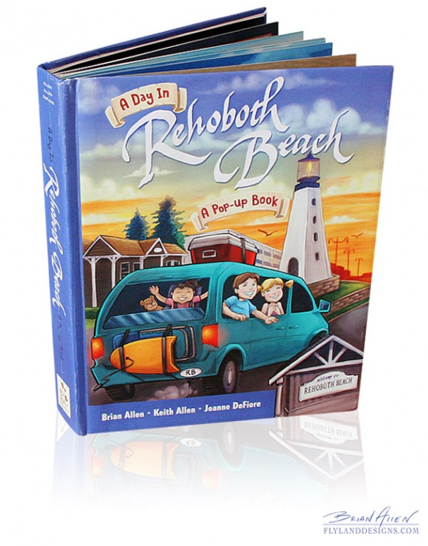 A-Day-In-Rehoboth-Beach-cover