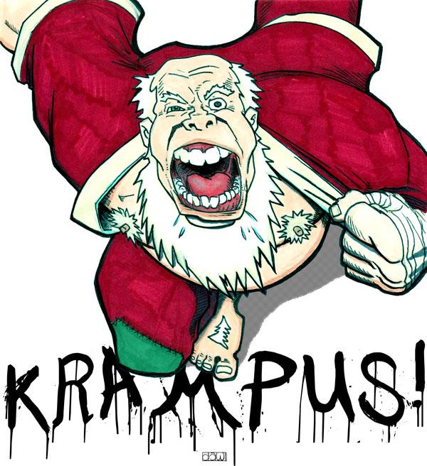Krampus-store