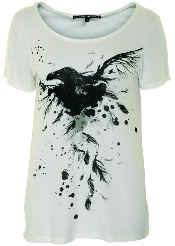 MunthePlusSimonsen_artwork-raven2013_torilbaekmark_t-shirt
