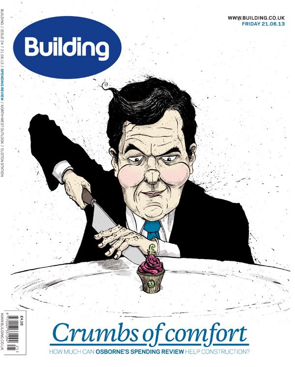 george-osborne-caricature-cartoon-building-magazine-cover-illustration-david-procter