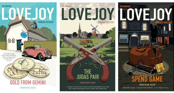 Book Cover Artist For Hire ~ Peter mac book covers for lovejoy illustration news