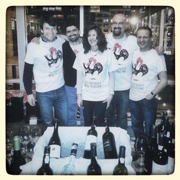 Portuguese Wine Invasion