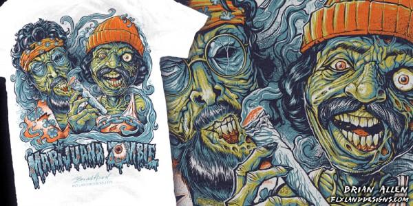 Cheech and Chong Zombies