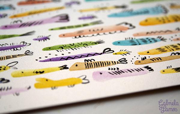 Colourful-Deep-Sea-Creatures3-by-Gabriela-Larios-600px