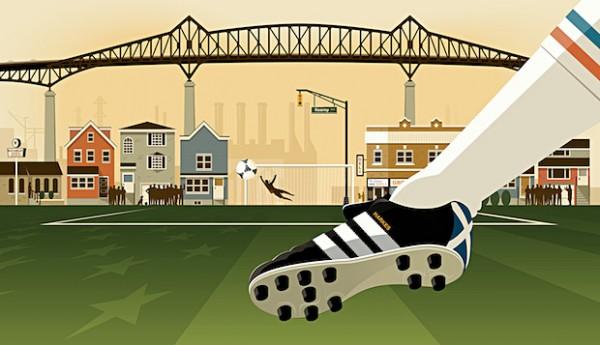 Soccer City, U.S.A.