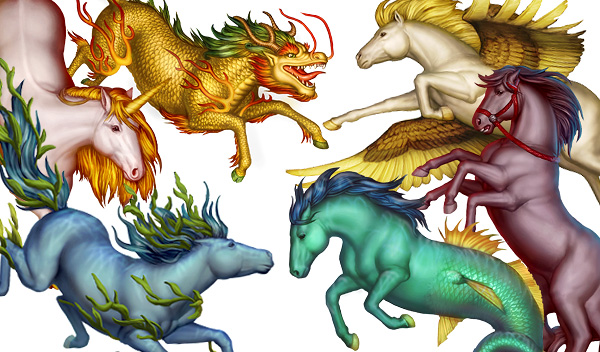 Horses-of-Lore-and-Legend