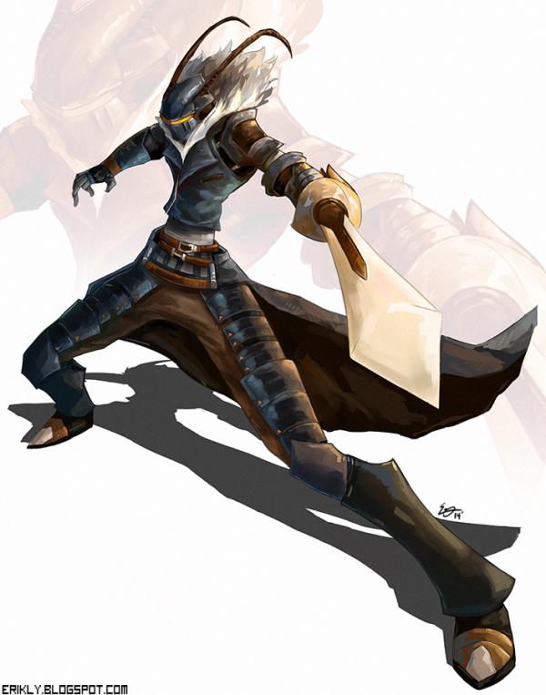 Lycaon-Leonard-character-redner