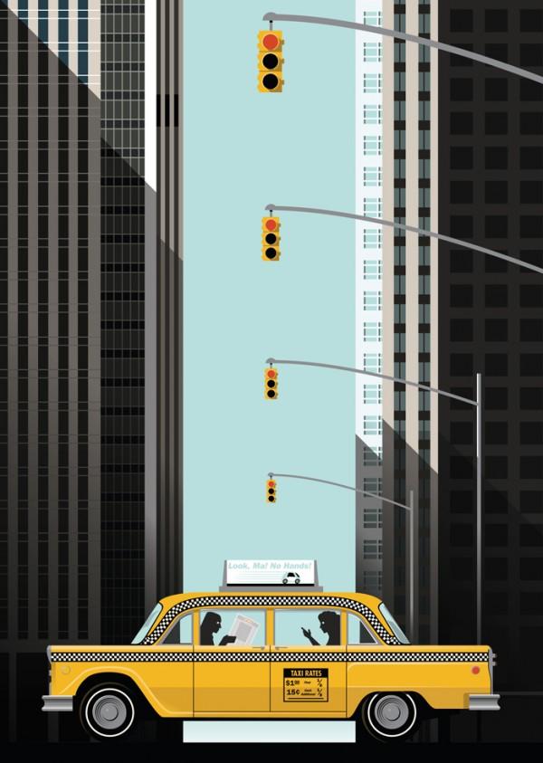 Autonomous Vehicles–Taxi