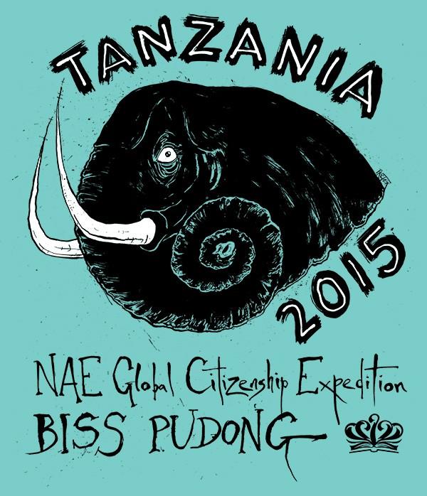 Tanzania-T-Shirt