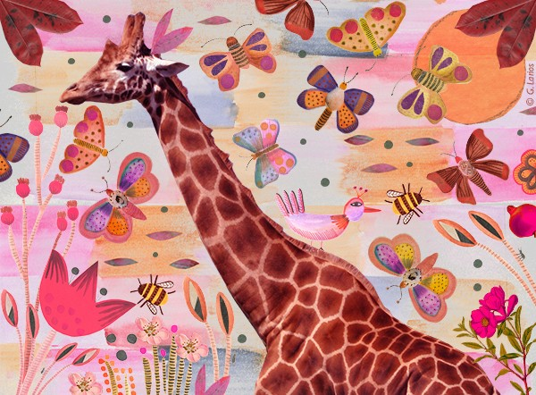 Giraffe-by-Gabriela-Larios