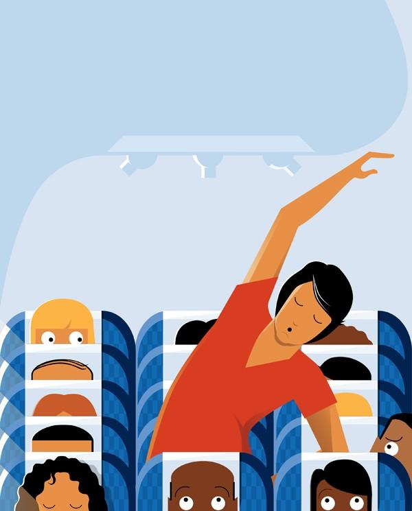 Airlplane Exercises