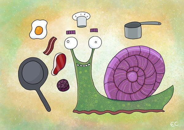 Chef-Snail-illustration-by-Ed-Clews-600