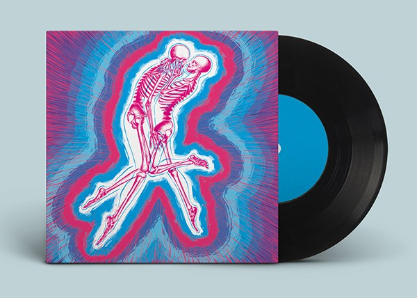 Vinyl-Mockup