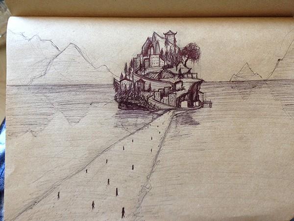 dream-2-sketch