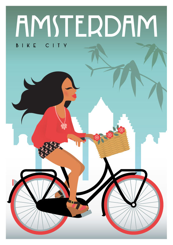 031-Amsterdam-Girls-Bike