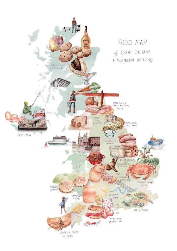 Food-Map