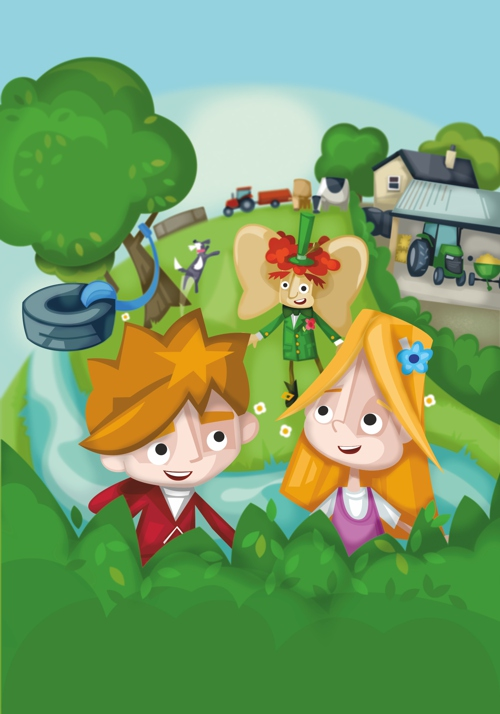 Martin-Beckett-the-tree-swing-childrens-book-cover