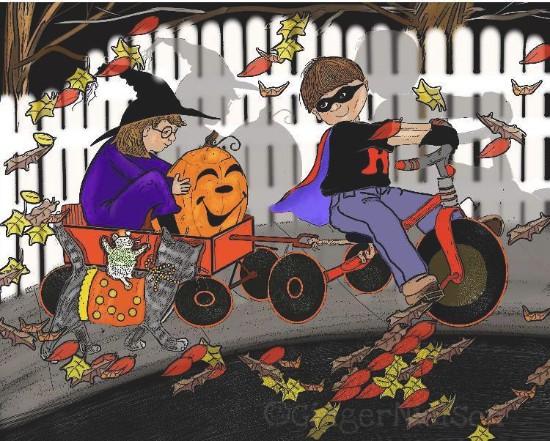 halloweenwagon