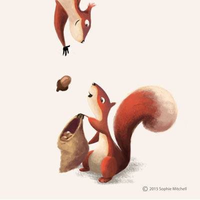 Sophie-Mitchell-Squirrels