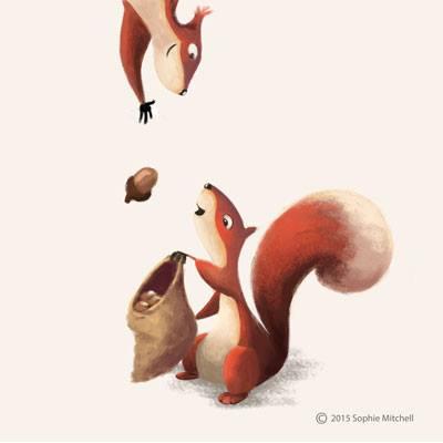 Sophie-Mitchell-Squirrels