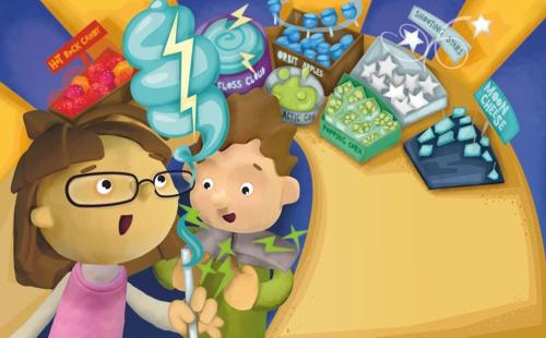 childrens-book-artwork-daisy-dean-go-to-the-moon-Martin-Beckett
