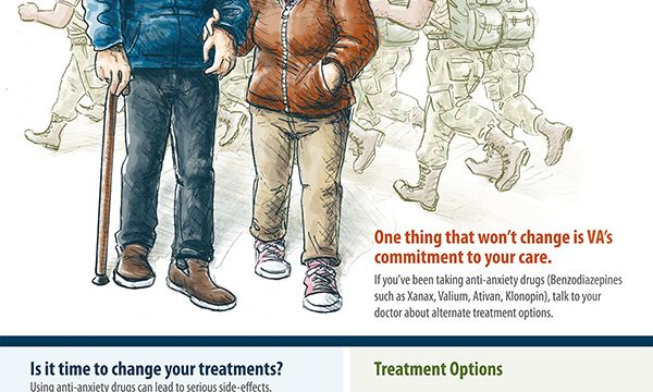 Things Change: PTSD awareness poster – Hire an Illustrator