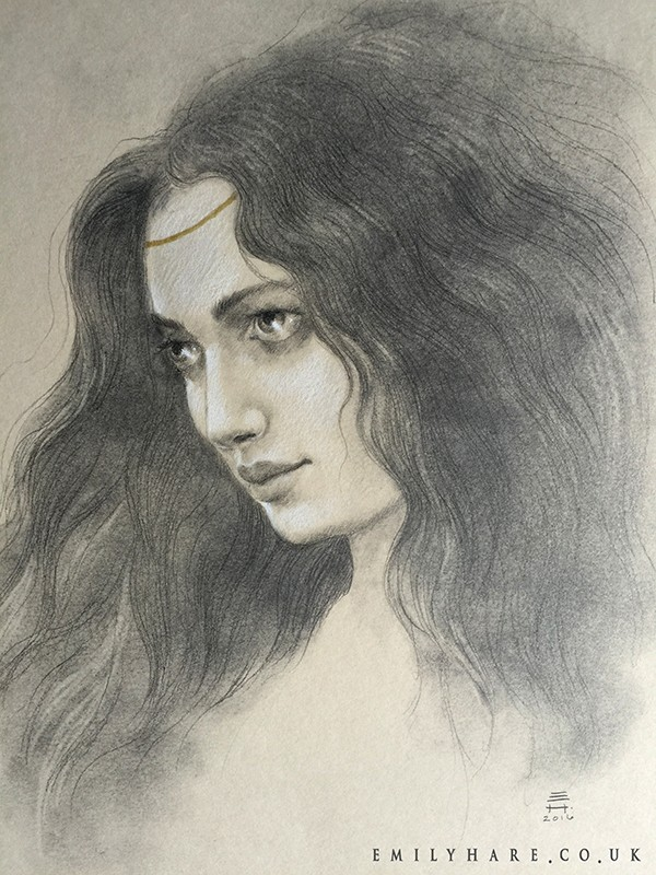Morgana-Le-Fey-hireanillustrator