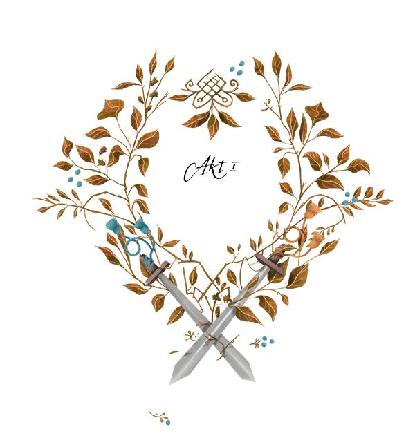 AKT1-ornament