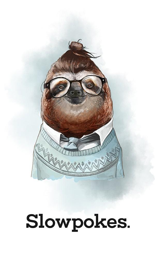 HAI-Caroline-Vos-Slowpokes-Sloth