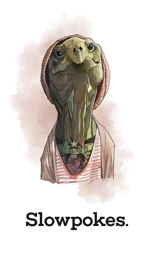 HAI-Caroline-Vos-Slowpokes-Tortoise