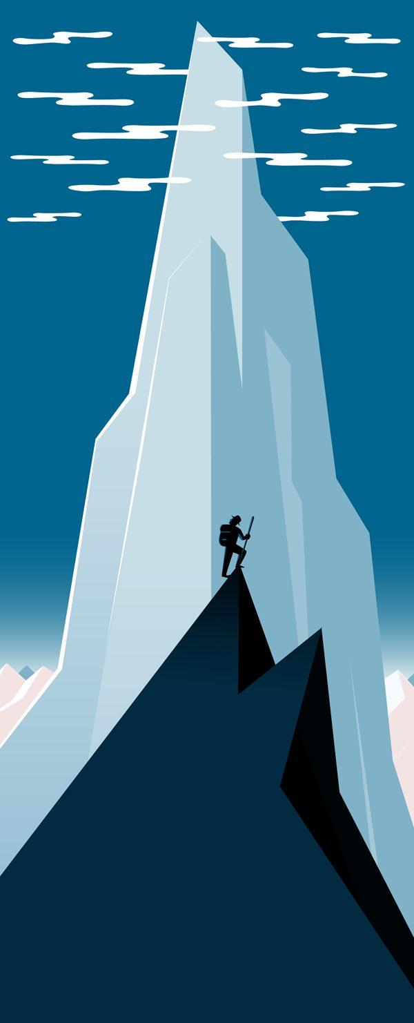 The Second Peak