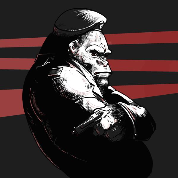 gorillageneral