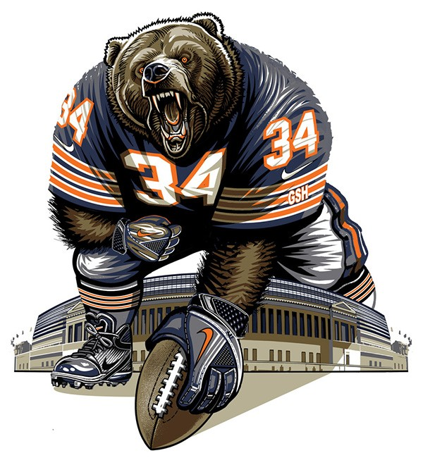 Chicago Bears NFL - Bears News, Scores, Stats, Rumors ...