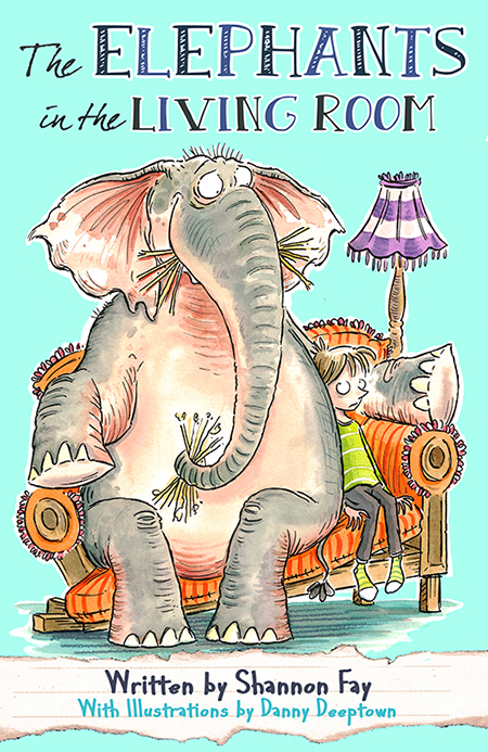 Iu0027ve Recently Finished Off Illustrating A Chapter Book Called U0027The  Elephants In The Living Roomu0027 Written By Shannon Fay. Illustrating Up To  Five Elephants ... Part 77