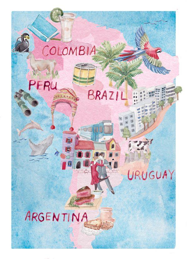 South-America-RGB