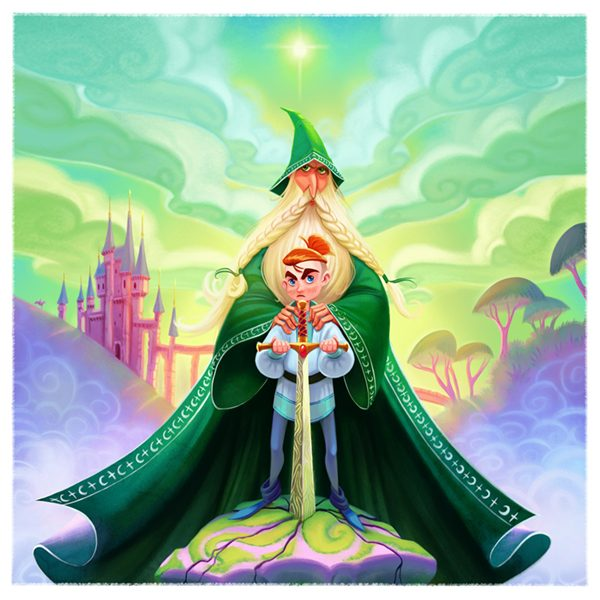 the sword in the stone literary There is just something about the sword in the stone, the knights of the  raluca  radulescu is professor of medieval literature and english.