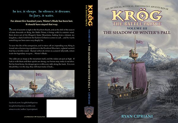 Book Cover Artist For Hire ~ Cover art for krög the battle prince book iii hire an