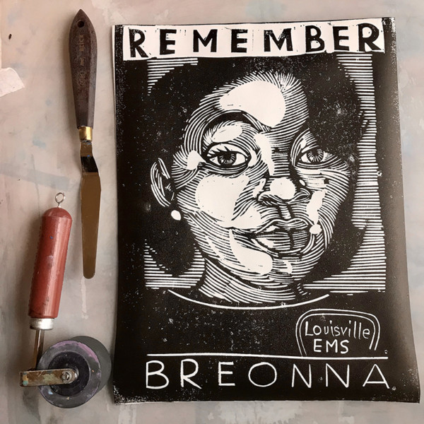 Remember Breonna Taylor Hire An Illustrator